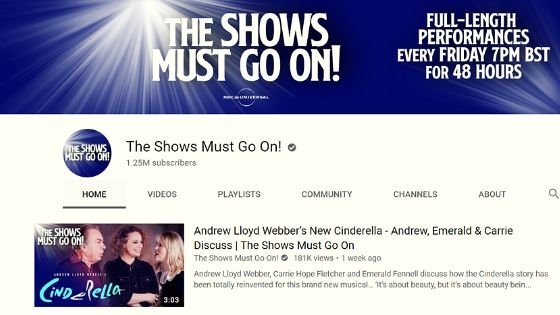 the-shows-must-go-on-channel