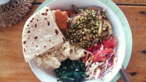 best-vegetarian-restaurants-in-varkala-cliff